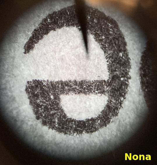 "lab 1 report letter e under microscope - the letter e is now upside down and right/left are flipped 2when viewing the ""letter e"" on low power use the mechanical stage to move the slide to the right of your stage which direction does the ""e"" move in your field of view."